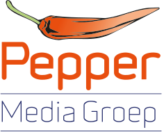 Pepper Media Groep - Communicatie met pit